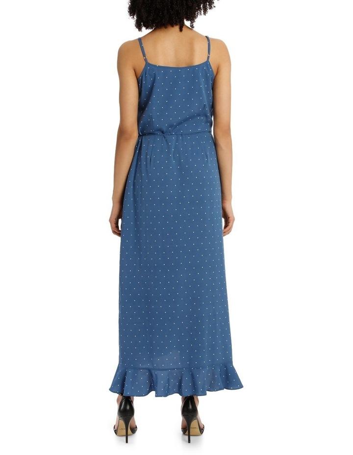 HANNA SINGLET WRAP MAXI DRESS image 3