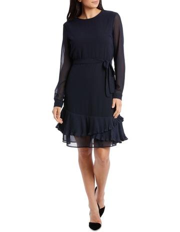 fe72968820b Vero Moda Amanda Long Sleeve Dress