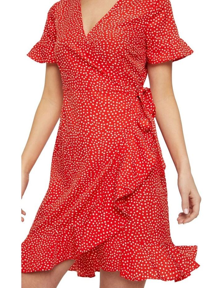 Henna Wrap Dress image 3