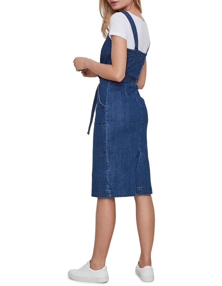 Julia Denim Dress image 3