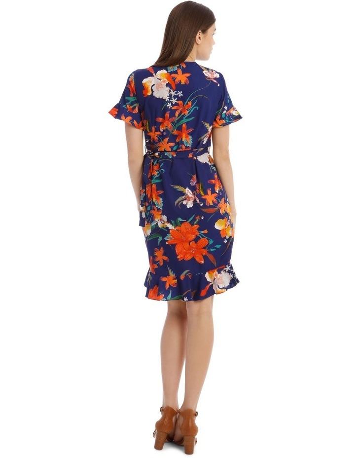Amsterdam Wrap Dress image 3