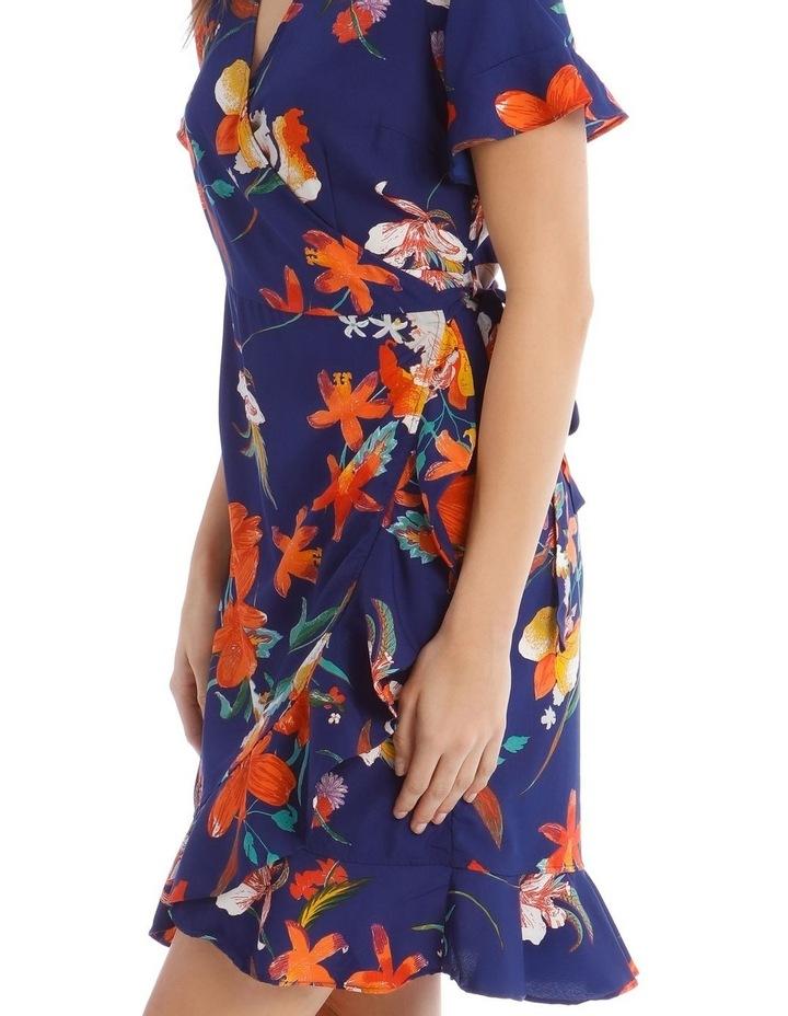 Amsterdam Wrap Dress image 4