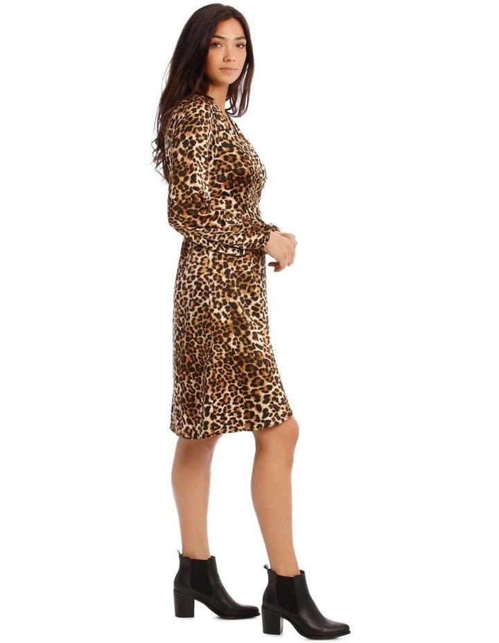 Gamma Wrap Dress image 2