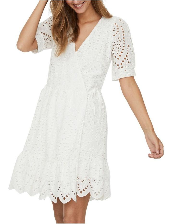 Therese Short Wrap Dress image 1