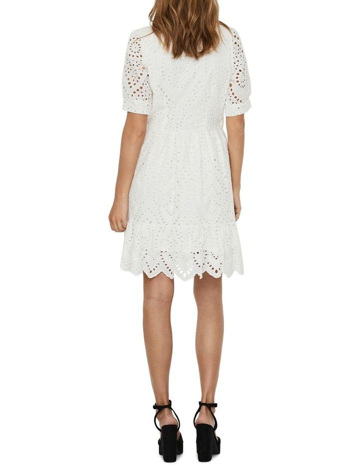 Therese Short Wrap Dress image 2