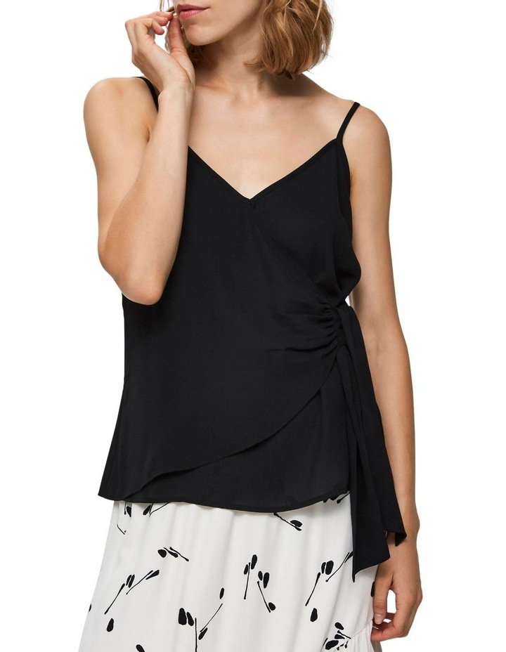 Filly Wrap Top image 4