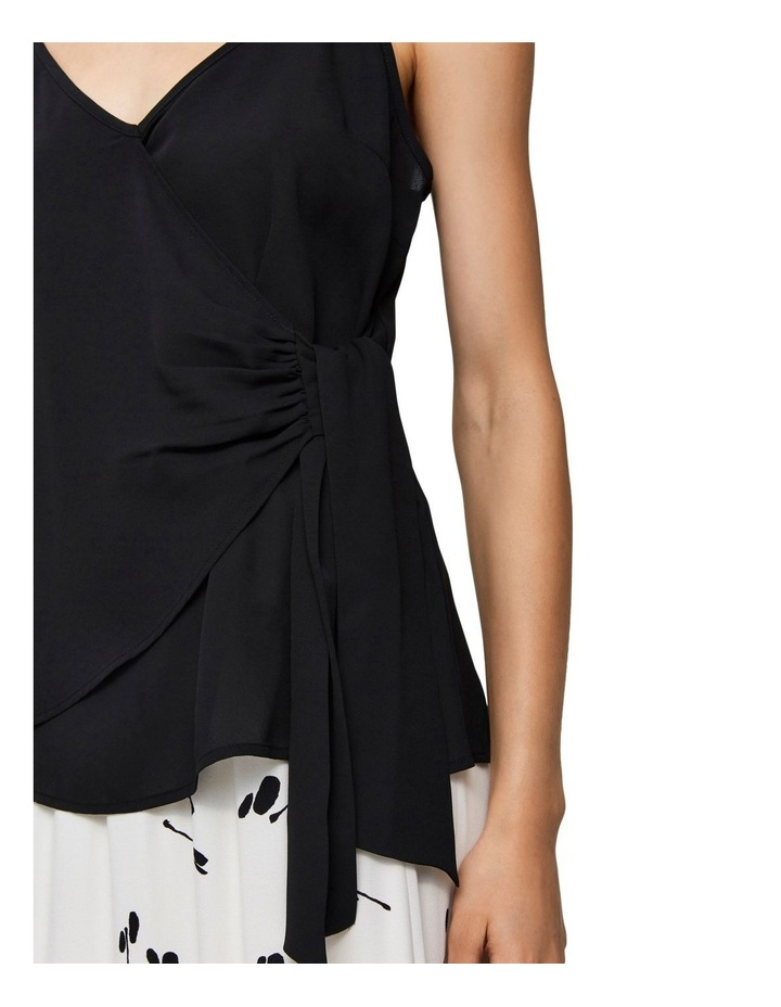 Filly Wrap Top image 5