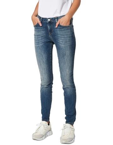 a95cd77cb6 Selected Femme Ida Mid Waist Skinny Jeans