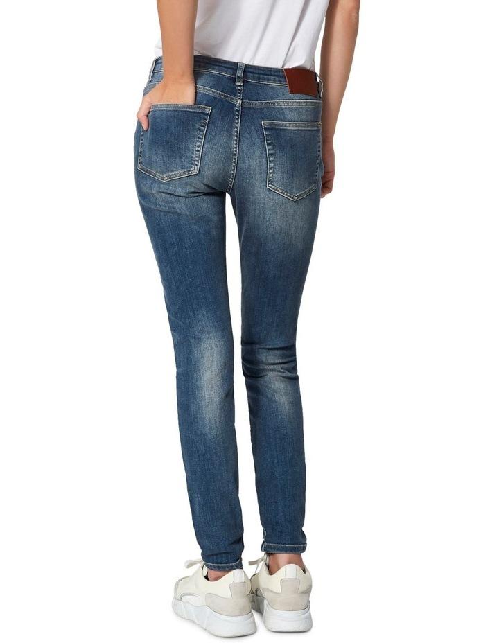Ida Mid Waist Skinny Jeans image 2