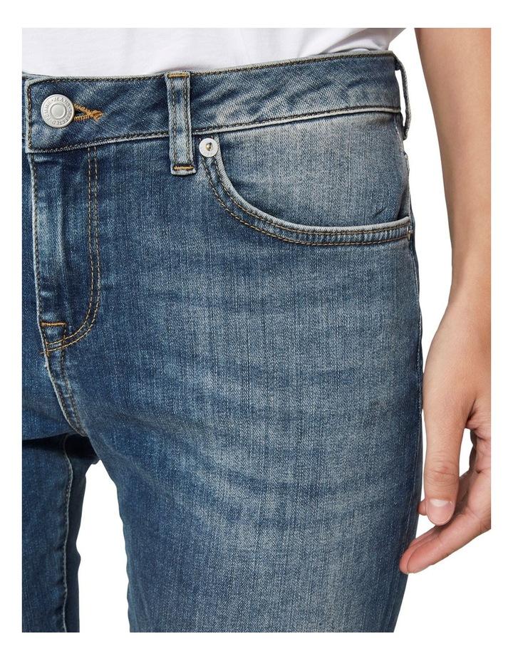 Ida Mid Waist Skinny Jeans image 4
