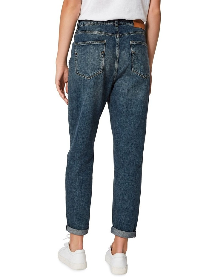 Frida High Rise Mom Jeans image 2