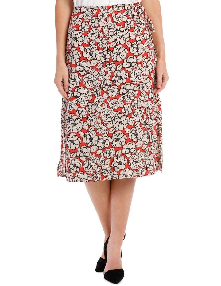 Reba Midi Wrap Skirt image 1