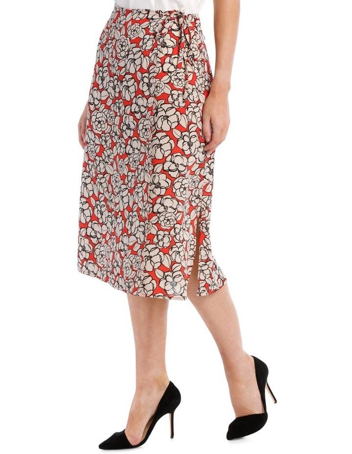 Reba Midi Wrap Skirt image 2