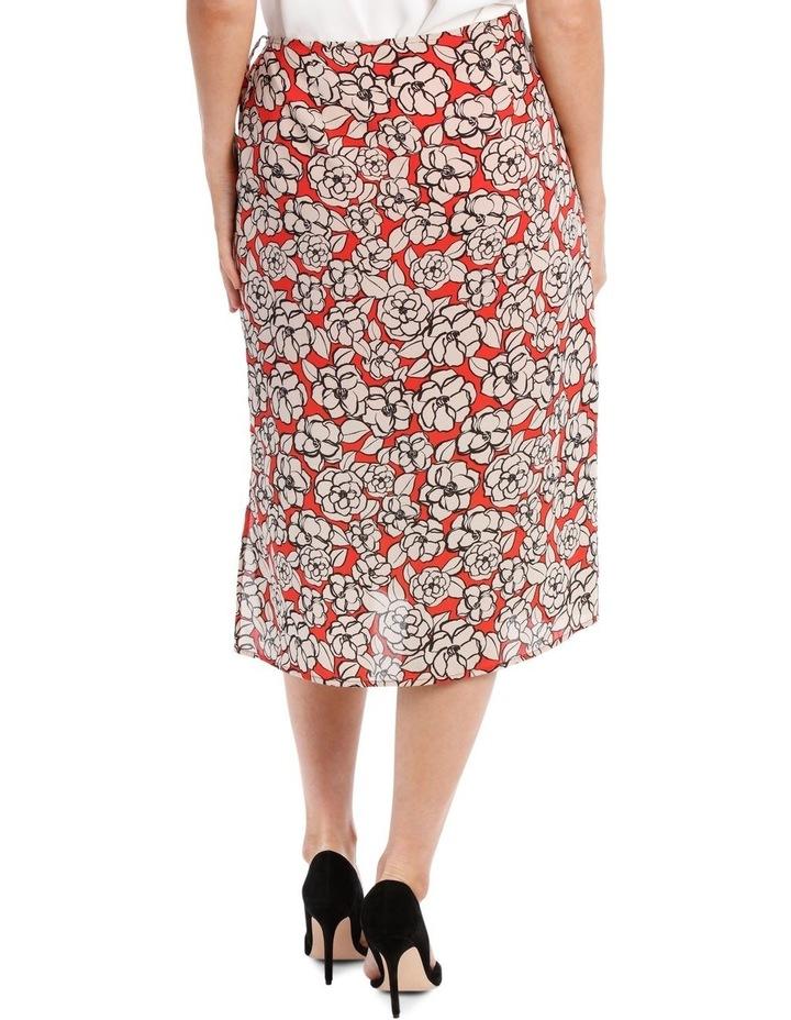 Reba Midi Wrap Skirt image 3