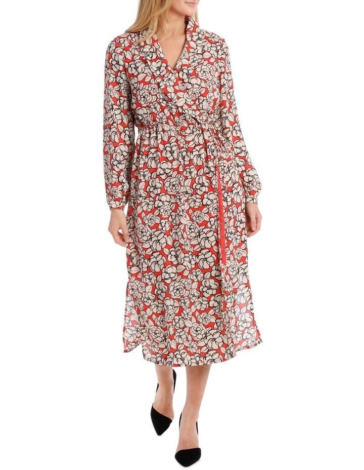 Reba Wrap Dress image 1