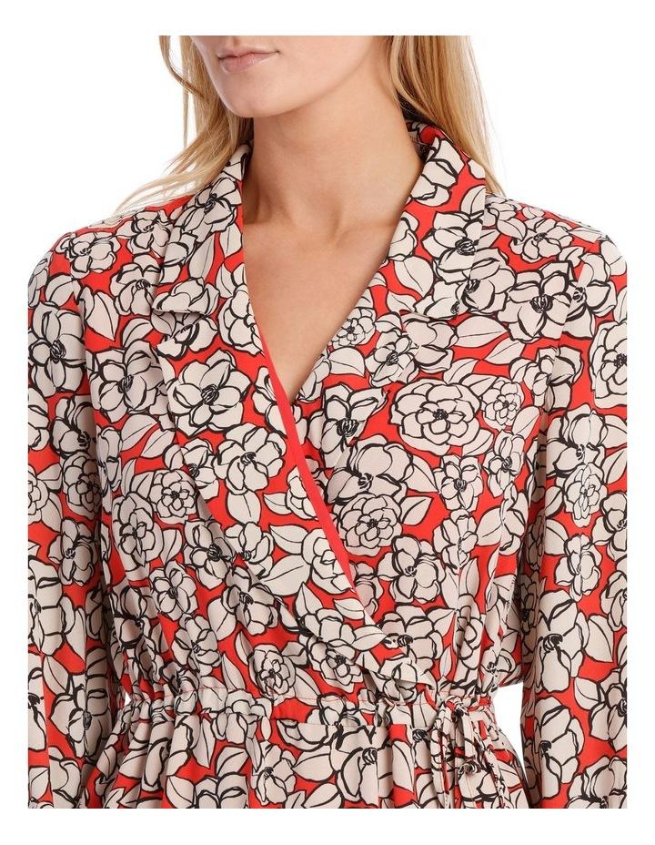 Reba Wrap Dress image 4
