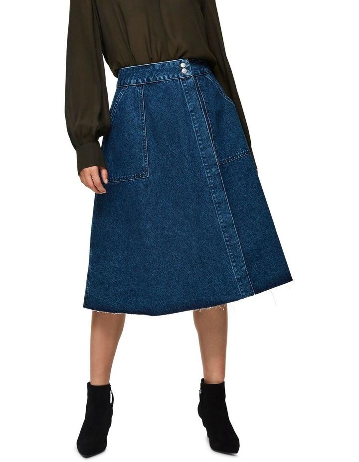 Hanna Denim Skirt image 1