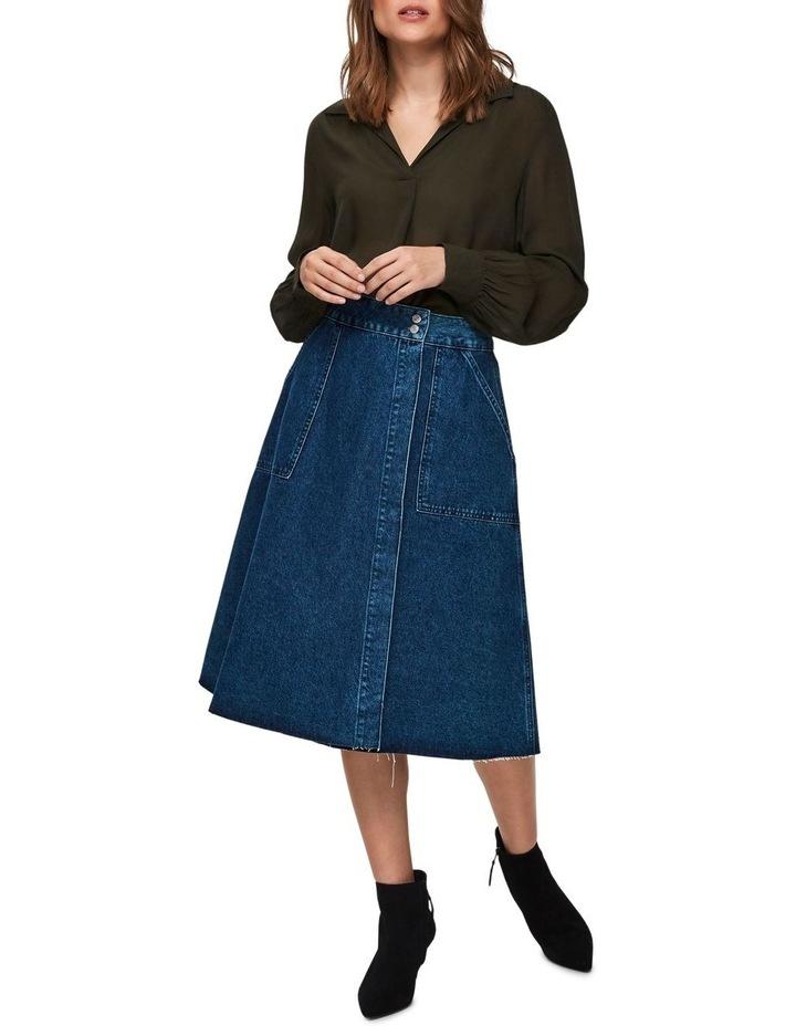 Hanna Denim Skirt image 3