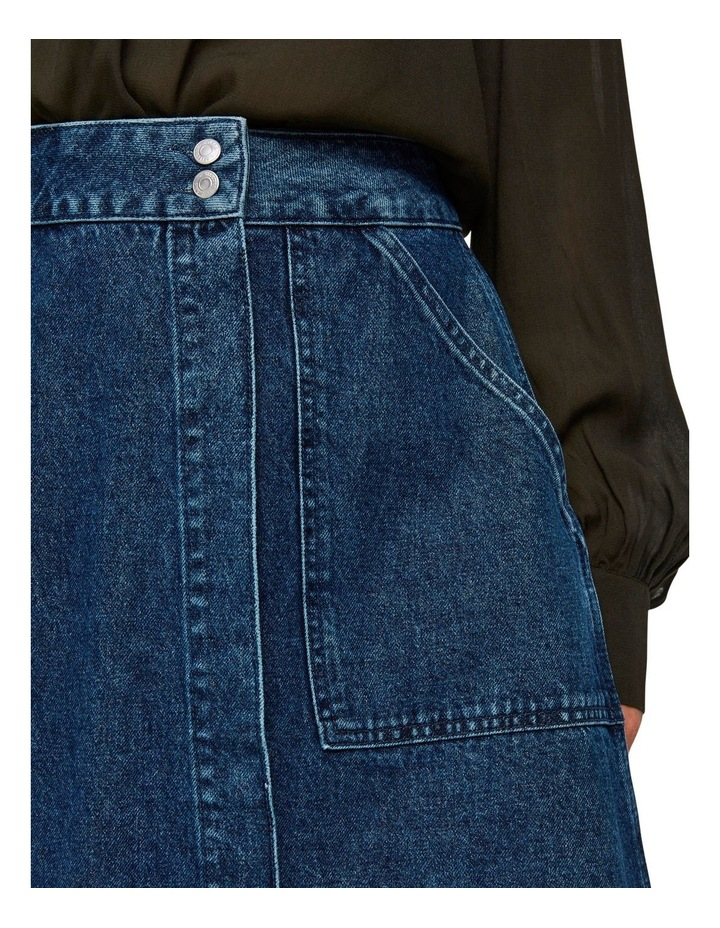 Hanna Denim Skirt image 4