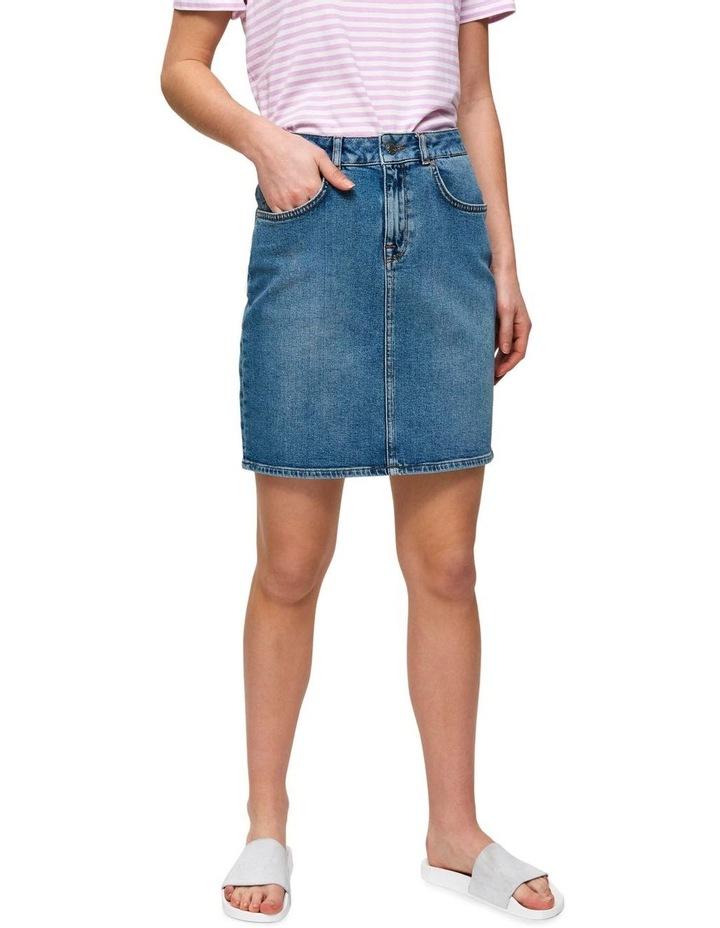 Kenna Denim Skirt image 1
