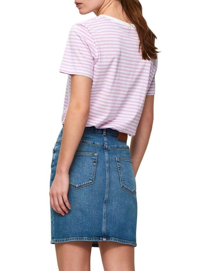 Kenna Denim Skirt image 2