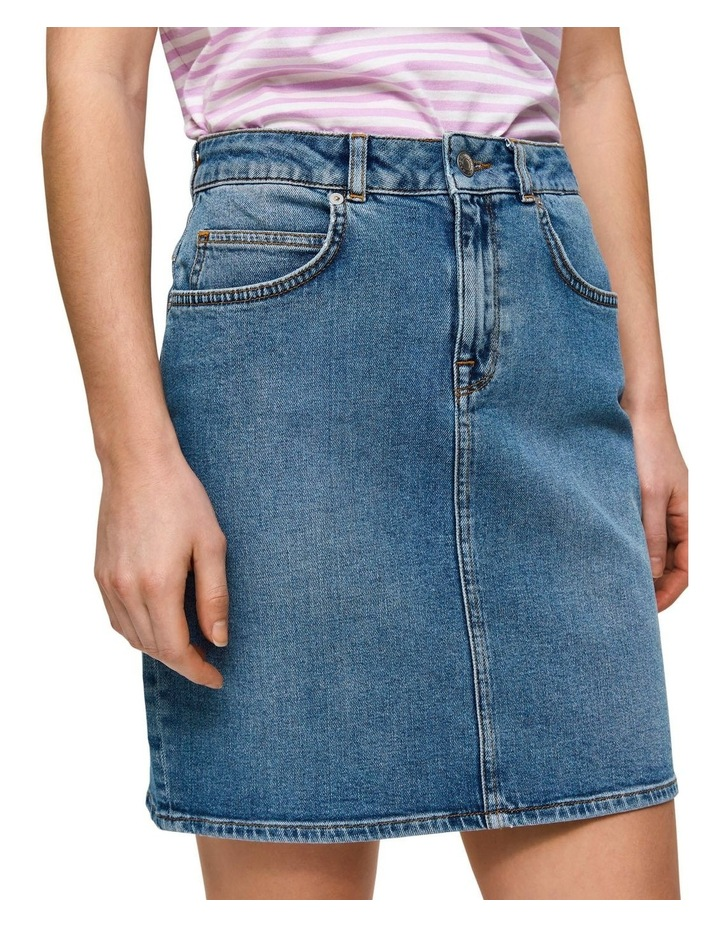 Kenna Denim Skirt image 3
