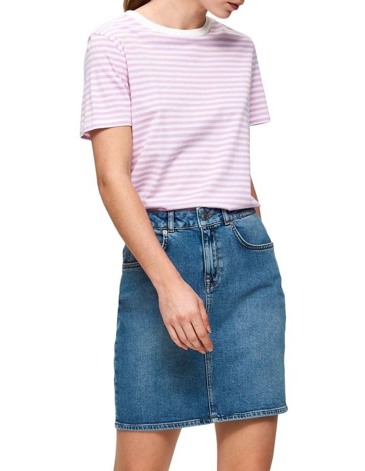 Kenna Denim Skirt image 4