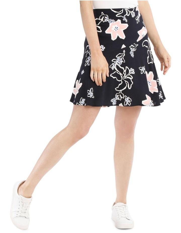 Rinna Printed Skirt image 1