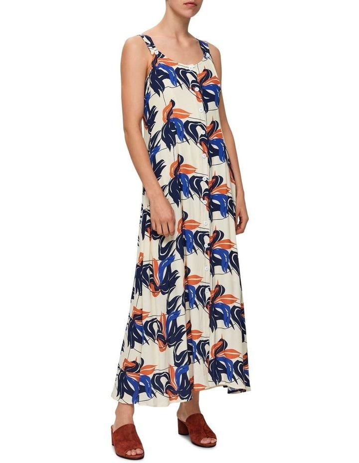 Floral Ankle Dress image 1