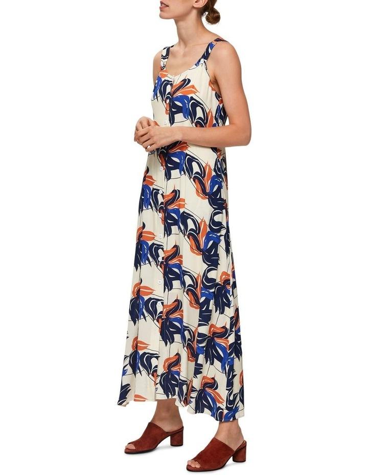 Floral Ankle Dress image 3