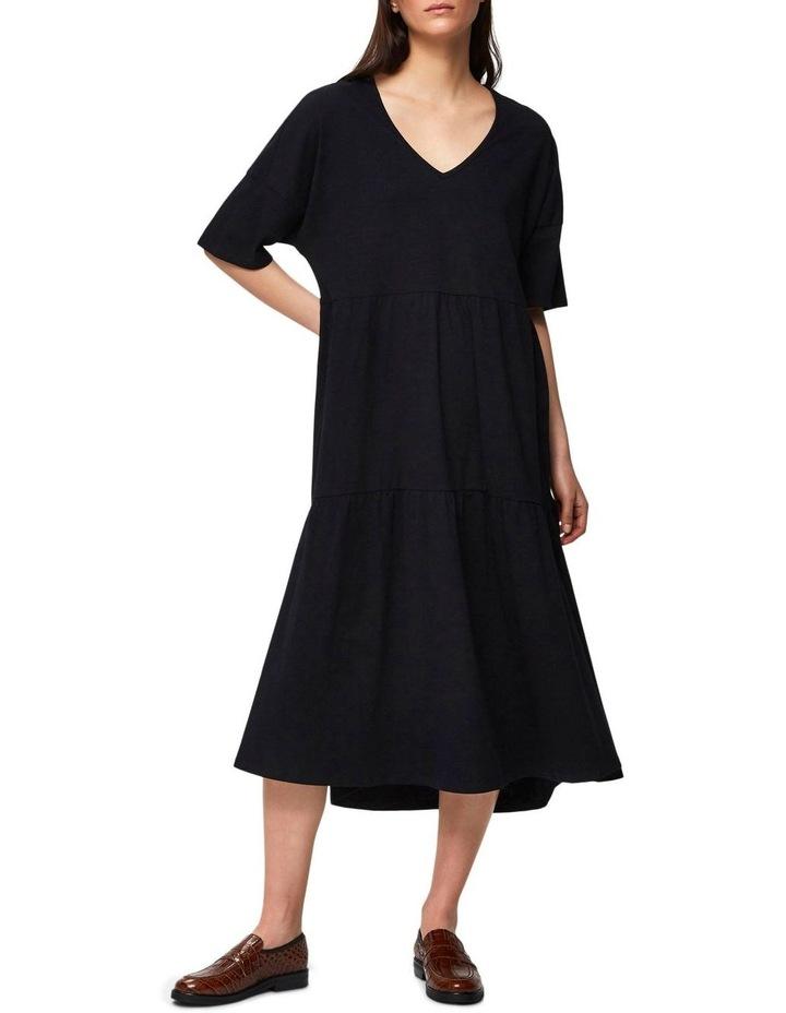 Sun 2/4 Sleeve Dress image 1