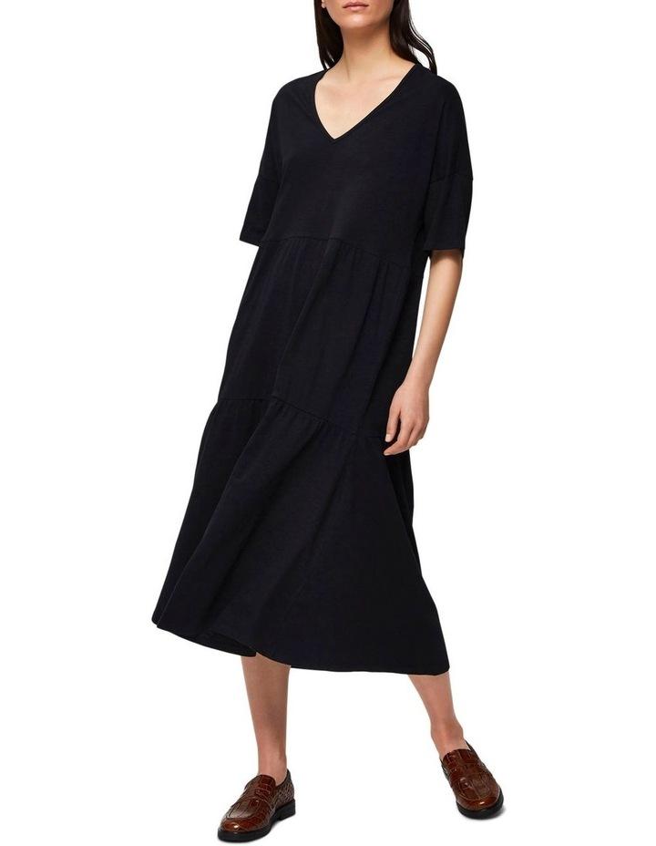 Sun 2/4 Sleeve Dress image 3