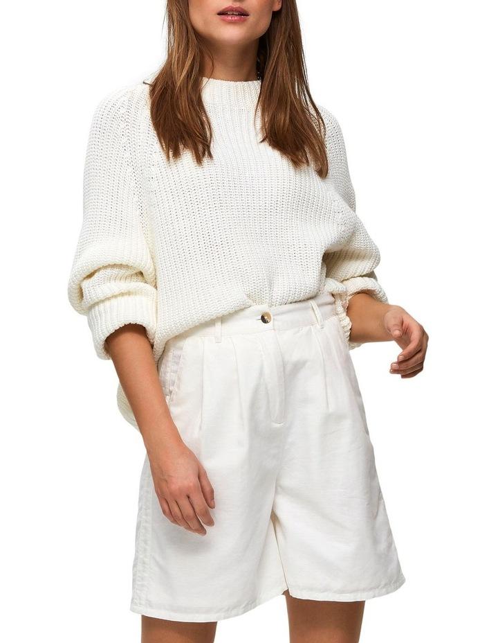 York High Waist Shorts image 3