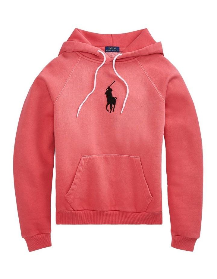 Big Pony Fleece Hoodie image 4
