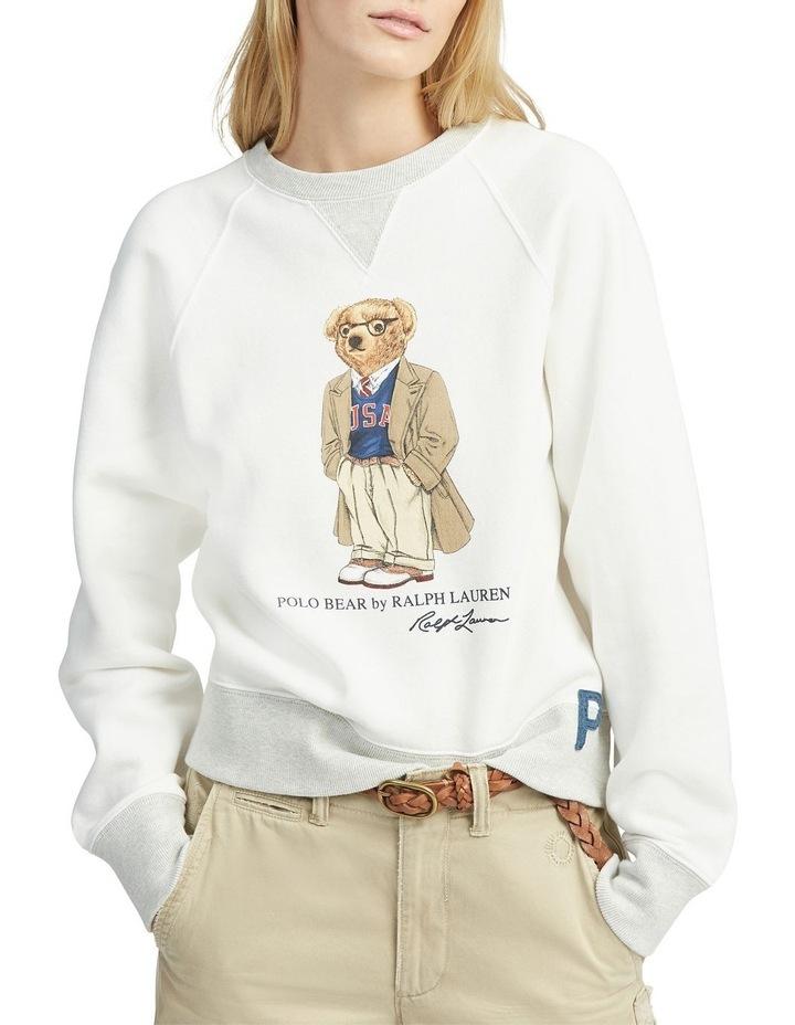 Usa Polo Bear Pullover image 1