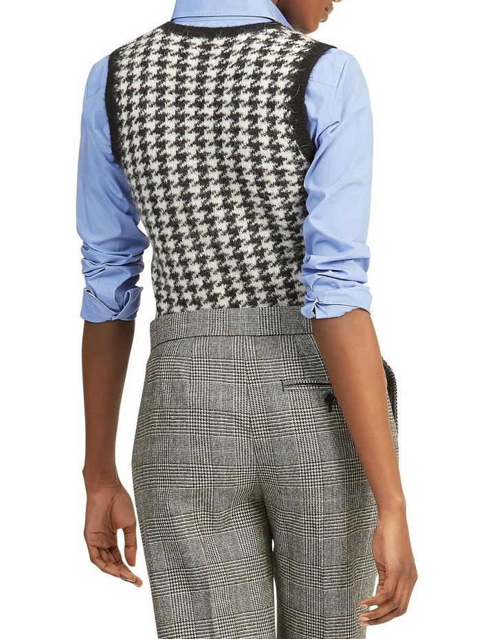Wool-Blend Sweater Vest image 2