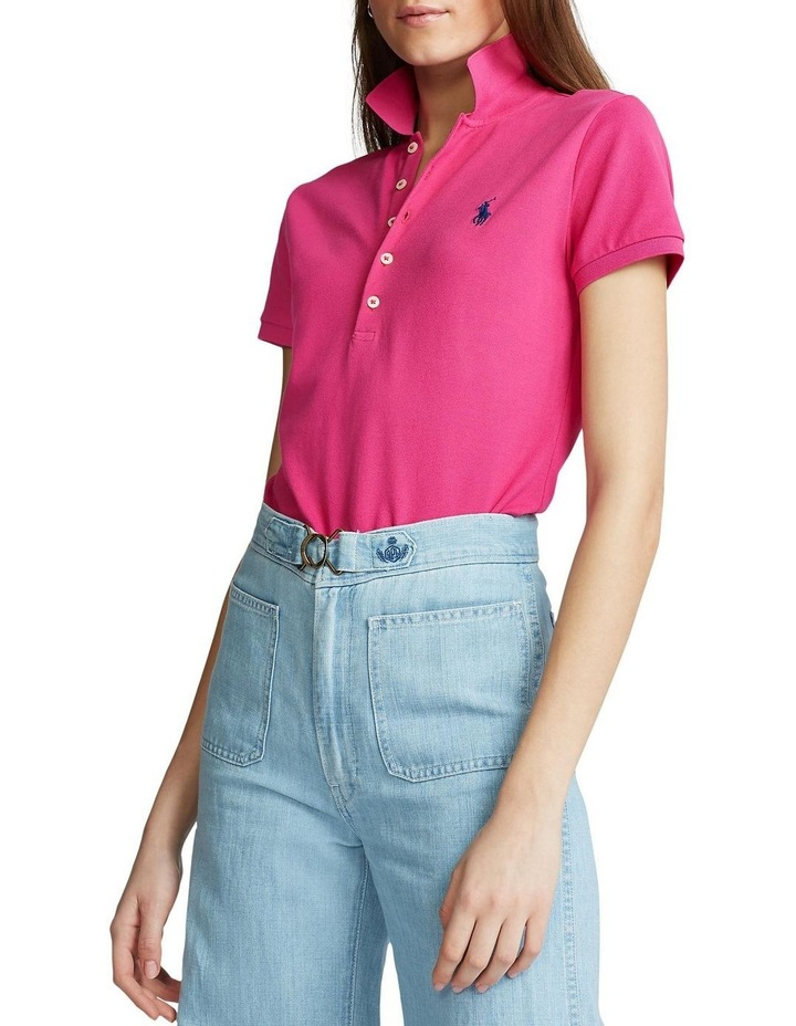 Slim Fit Polo Shirt image 1