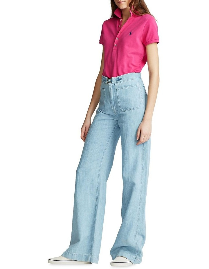 Slim Fit Polo Shirt image 3