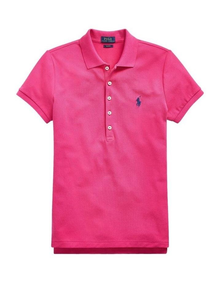 Slim Fit Polo Shirt image 4