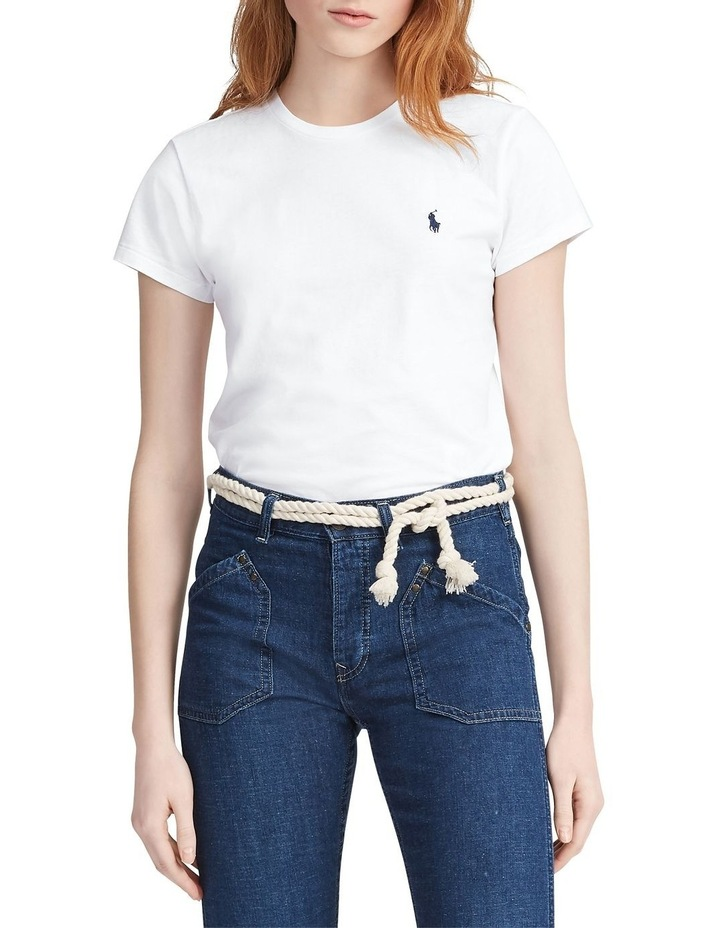 Cotton Crewneck T-Shirt image 1