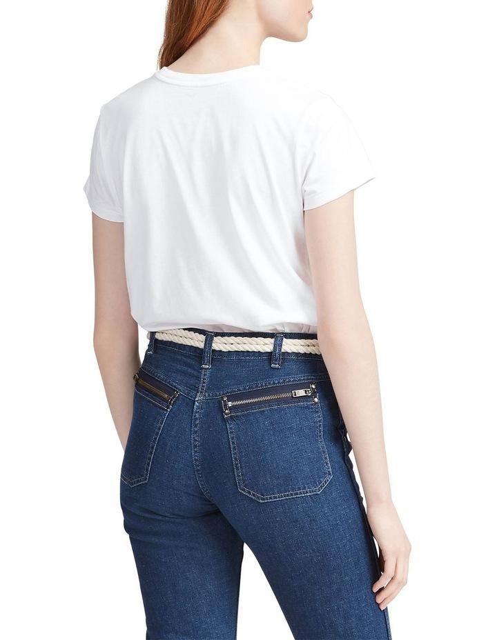 Cotton Crewneck T-Shirt image 2