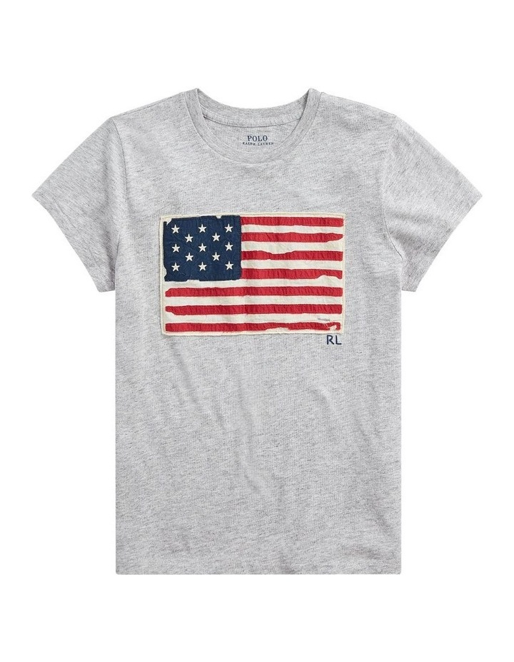 Flag Jersey Graphic T-Shirt image 4