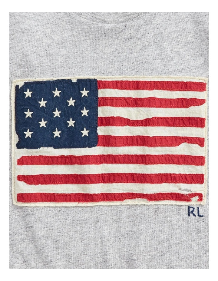 Flag Jersey Graphic T-Shirt image 5