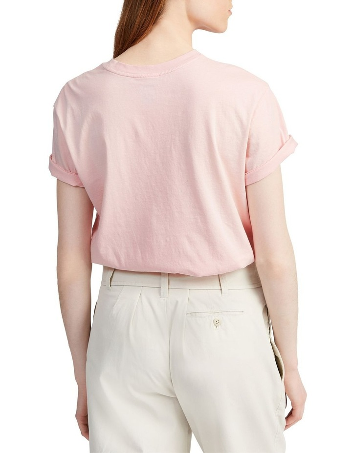 Big Fit Polo Cotton Tee image 2