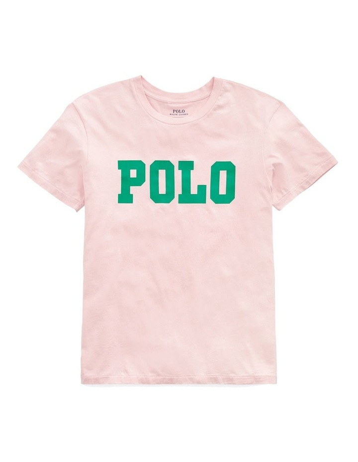Big Fit Polo Cotton Tee image 4