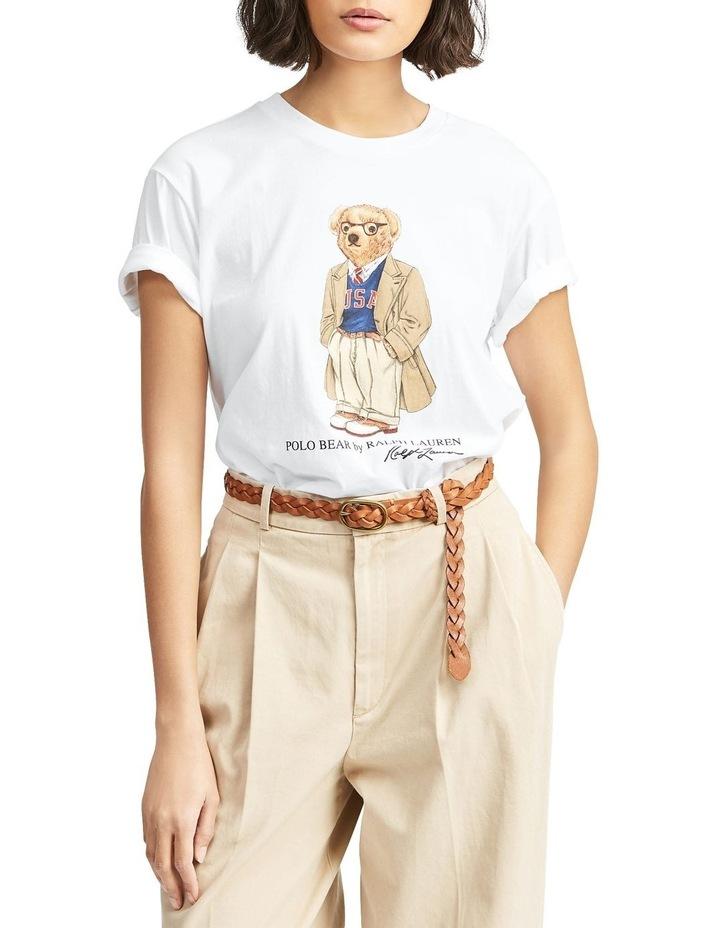 Polo Bear Cotton Tee image 1
