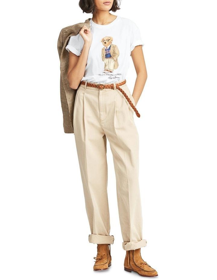 Polo Bear Cotton Tee image 3