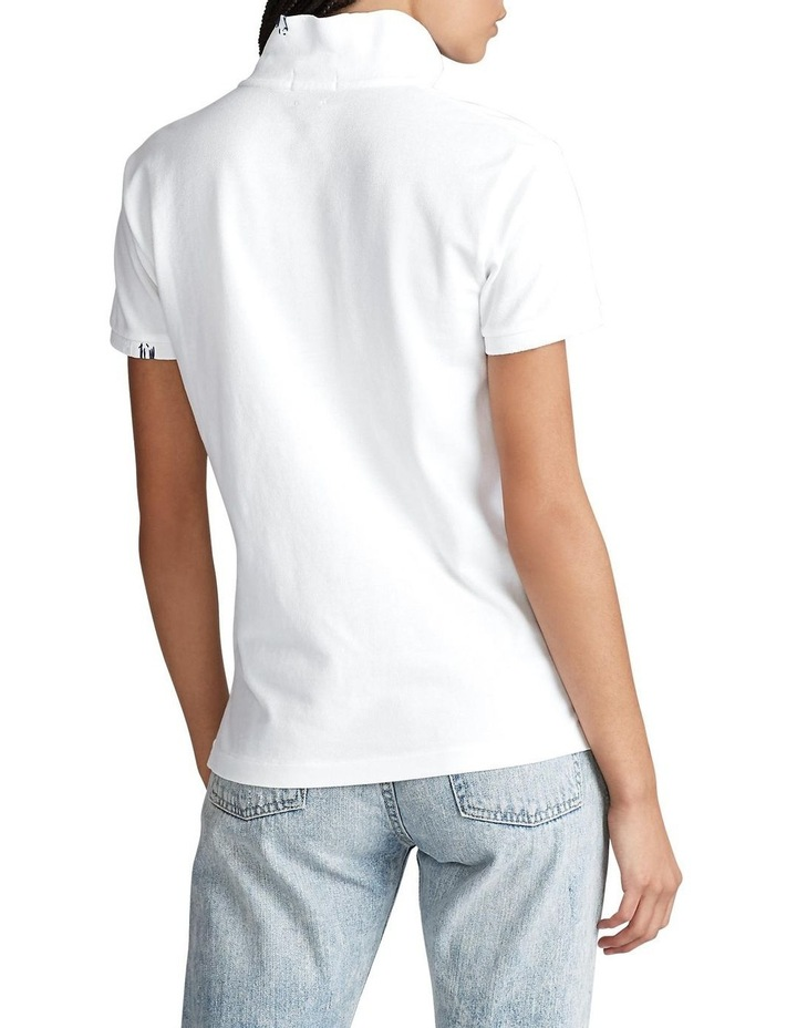 Classic Fit Embroidered Polo image 2
