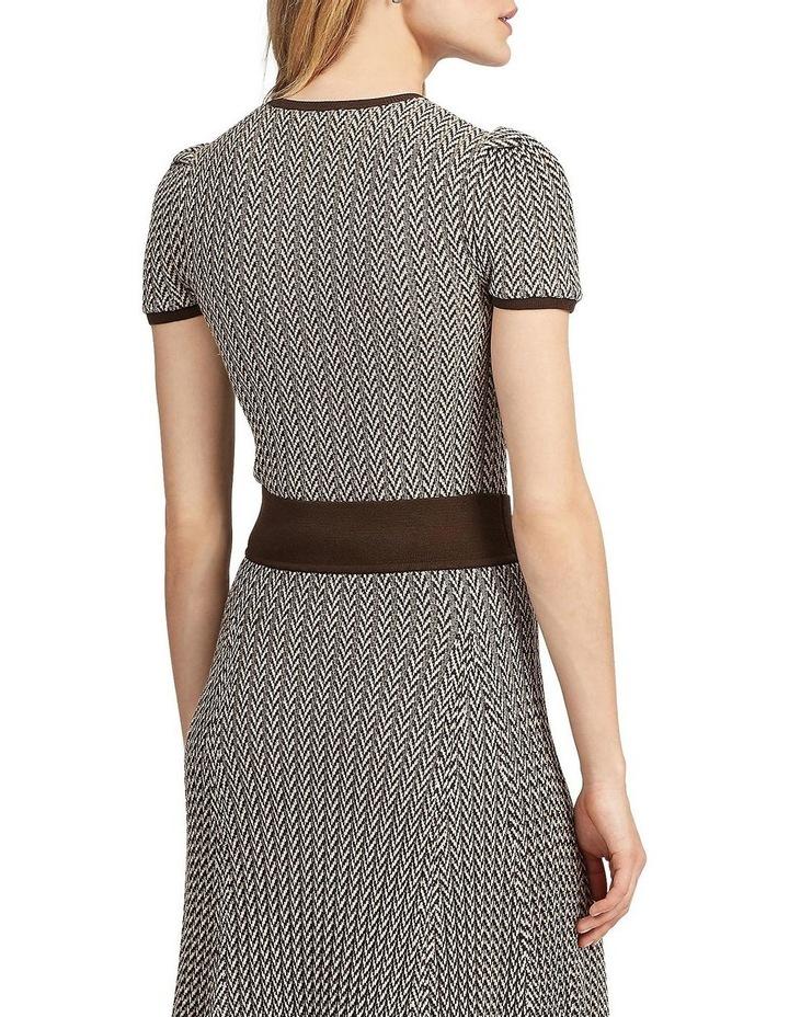 Wool Short-Sleeve Sweater image 2