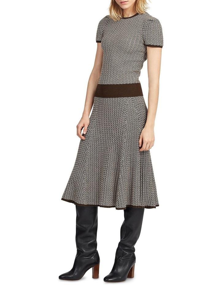 Wool Short-Sleeve Sweater image 3